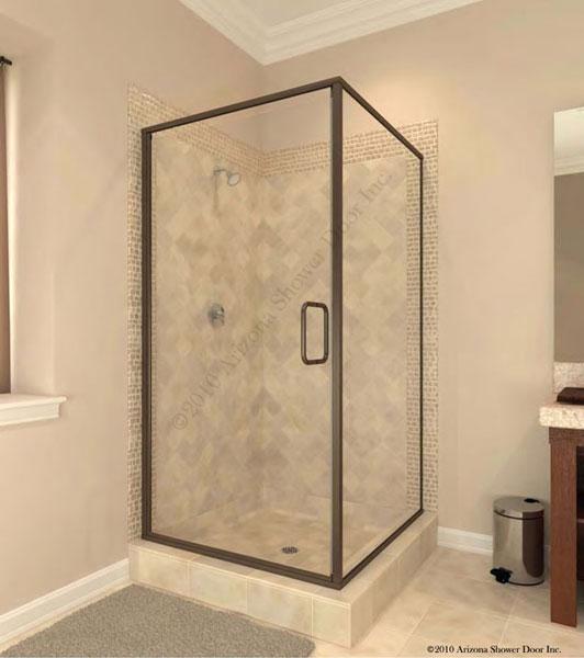 A Plus Quality Glass - Shower Doors   Frameless Shower Door ...